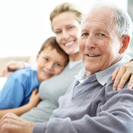 Can you claim your elderly parent as a dependent on your tax return?