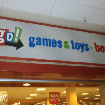 GO gamestoys and books
