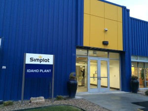 simplot - facilities painting