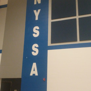Nyssa High School Painting
