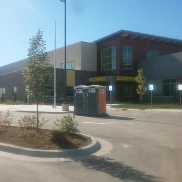 Hillsdale Elementary Exterior