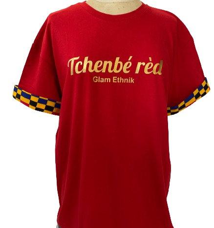 """Tee-shirt """"Tchenbé rèd"""""""