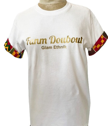 """Tee-shirt """"Fanm doubout"""""""