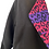 Thumbnail: Manteau réversible en laine et wax