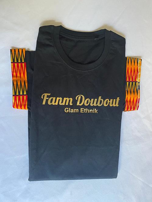 """Tee-Shirt""""Fanm Doubout"""""""