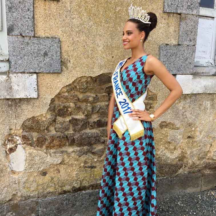 Miss France Alicia Ailies