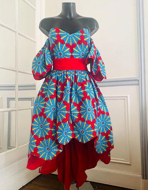 Robe Corolle Glam Ethnik