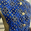 Thumbnail: Veste Golden touch blue