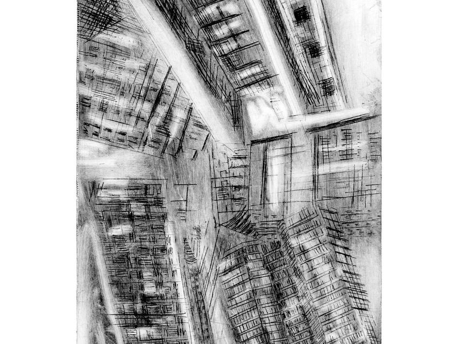 Urban Convergence - Angela Yan