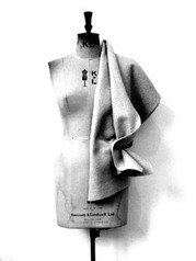 Textile design mannequin