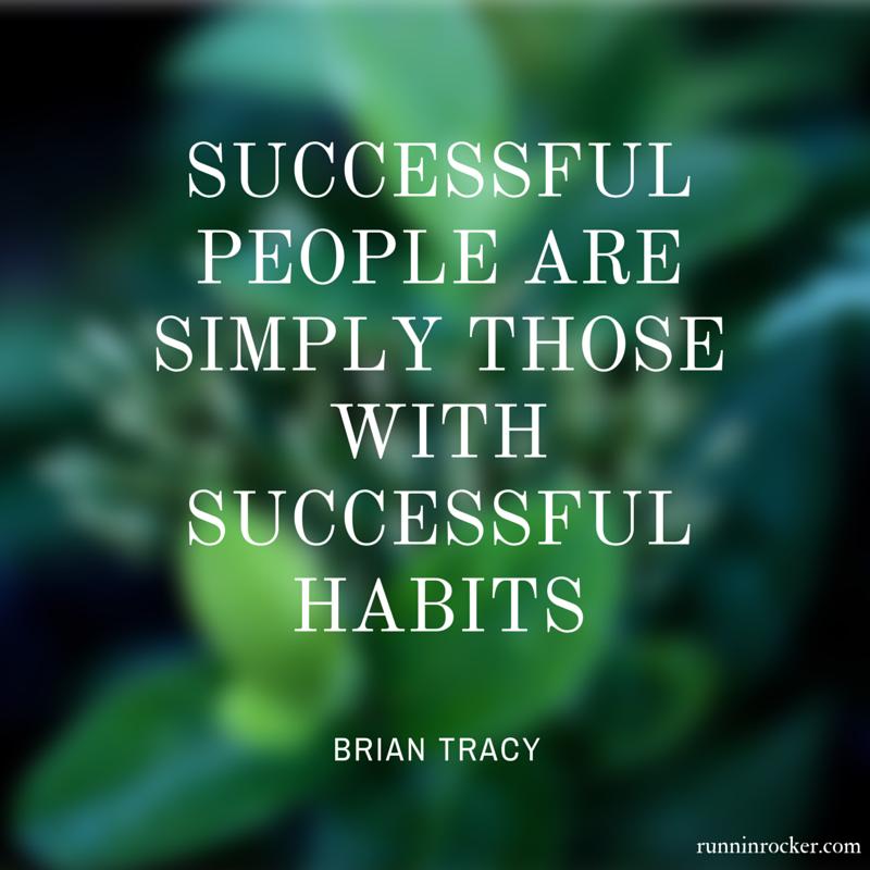 Успешные люди просто имеют успешные привычки