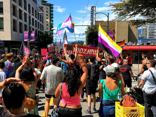 Pride, the Need for Representation and the BLM Movement