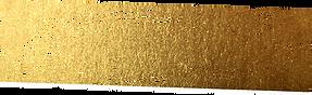 Gold brush stroke