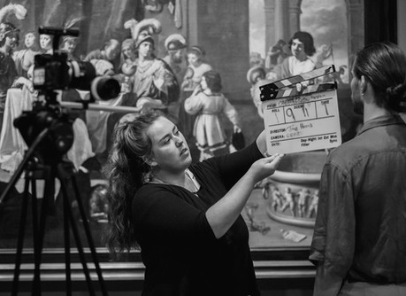 Caravaggio's Cupid - Producer, Jade Mora