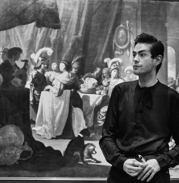 Caravaggio's Cupid - Director, Jay Harri