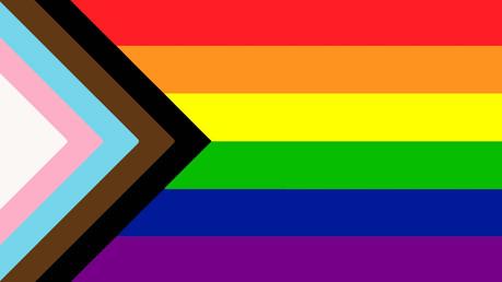 Progress Flag by Daniel Quasar