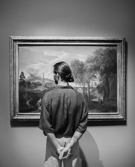 Caravaggio's Cupid - Paul Auls.JPG