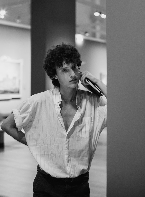 Caravaggio's Cupid - Dzhovani Gospodinov