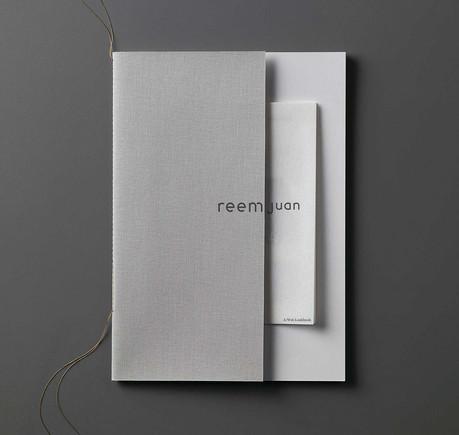 ReemJuan Look Book Mock-up by Jay Harris