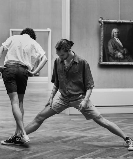Caravaggio's Cupid - Paul & Dzhovani.JPG