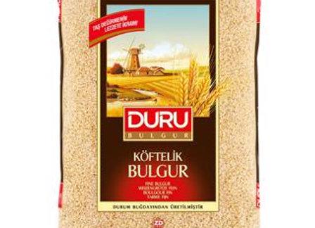 DURU 2.5 KG KÖFTELİK BULGUR