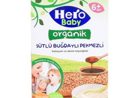 HERO BABY SÜTLÜ PEKMEZLİ 200 GR