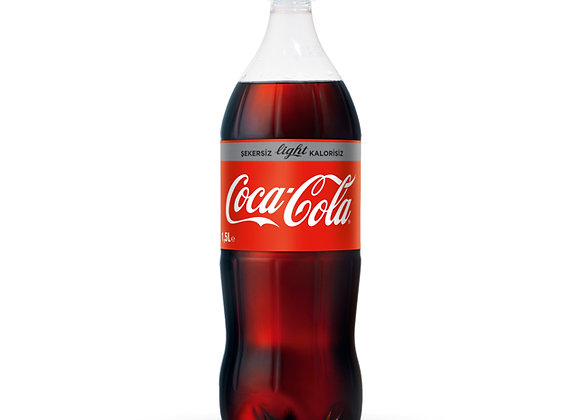 COCA COLA LİGHT 1.5 LT