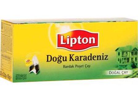 LİPTON BARDAK POŞET DOĞU KARADENİZ 25 Lİ