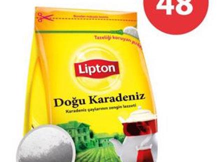 LİPTON DEMLİK POŞET DOĞU KARADENİZ 48 Lİ