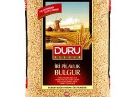 DURU İRİ PİLAVLIK BULGUR 1KG