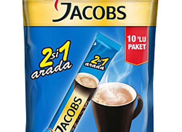 JACOBS 2 Sİ 1 ARADA 10X12 GR.
