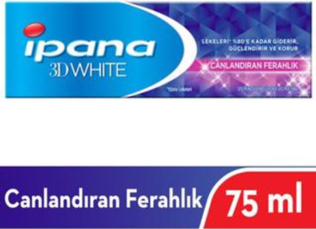 İPANA 3D WHİTE 75 ML