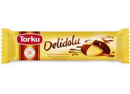 TORKU DELIDOLU K.KREMALI BISK.100 GR