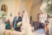i due innamorati si incontrano nella chiesetta di marzamemi