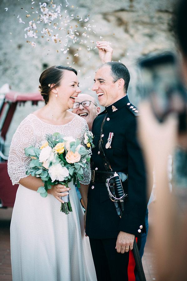 wedding smiles in sicily italy