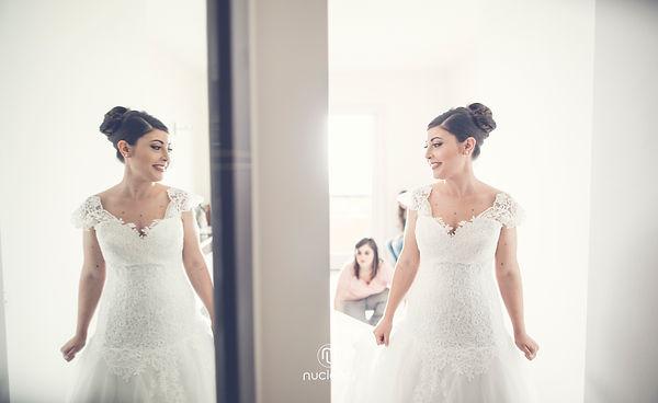 nucleika wedding dress italy taormina