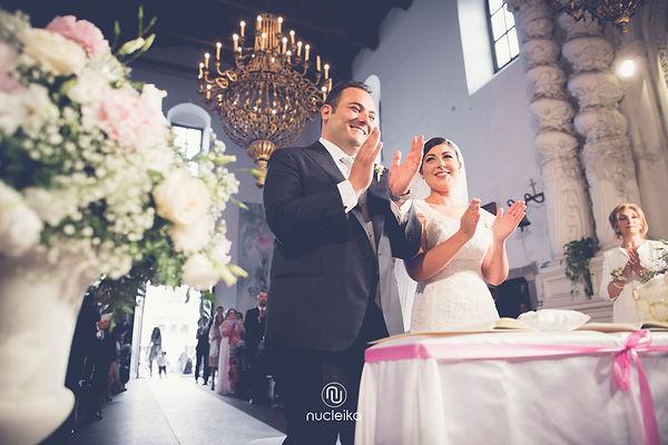 nucleika wedding day
