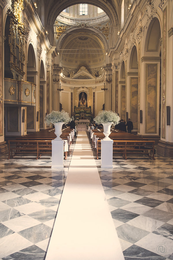 Nucleika wedding church in Sicily catania matrimonio
