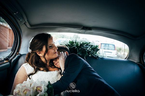 nucleika wedding bride