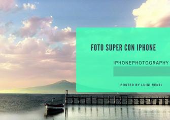 foto super con iphone