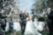 nucleika wedding bride and groom