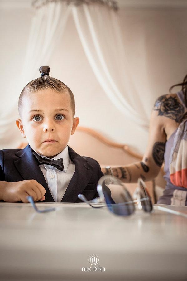 nucleika wedding paggetto