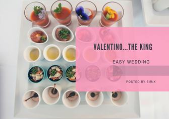 Valentino Catering...the King