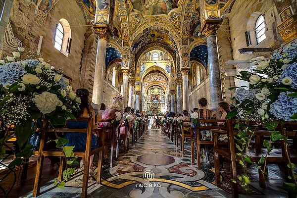 wedding church in palermo marturana nucleika