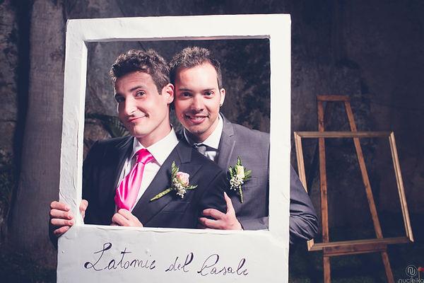 wedding photoboot