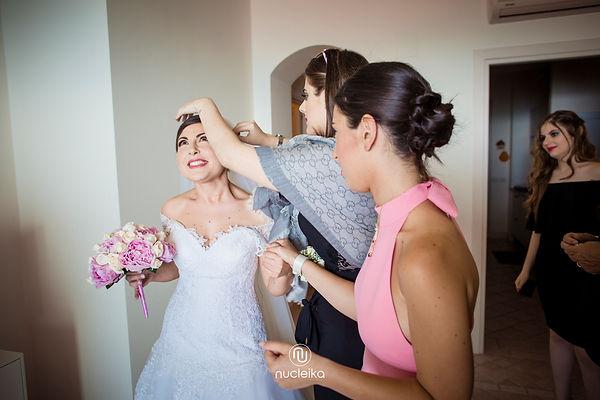 nucleika wedding dress