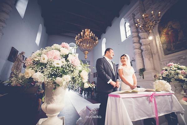 nucleika wedding ceremony