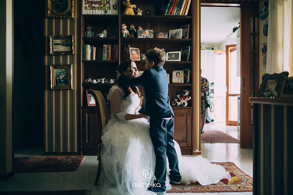 wedding nucleika portrait