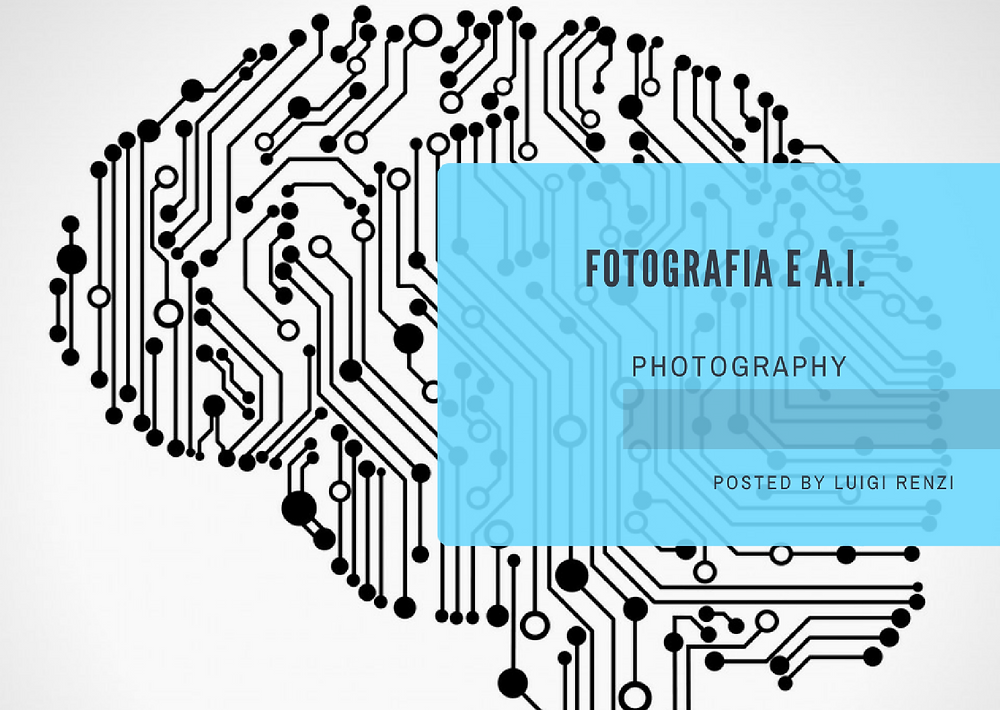 nucleika fotografia intelligenza artificiale