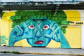 Nucleika, street art reportage, Catania, Sicily, Italy